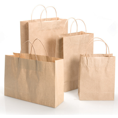 Light Weight Paper Carry Bags