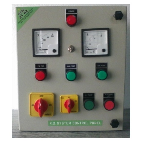 Ro System Control Panel