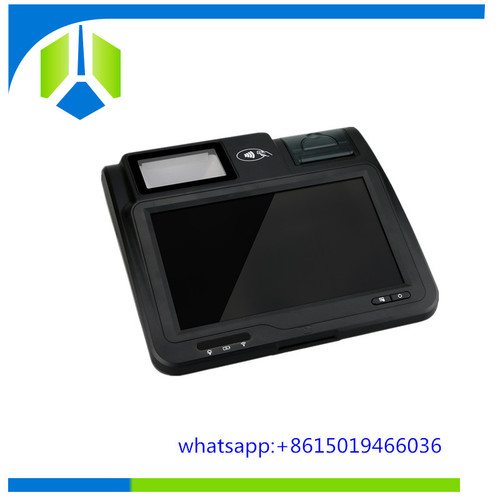 Android POS Terminal With Printer And 2d Code Scanner