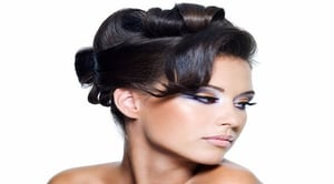 Female Hair Styling Service
