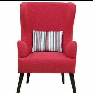 Highly Comfortable Wing Chair