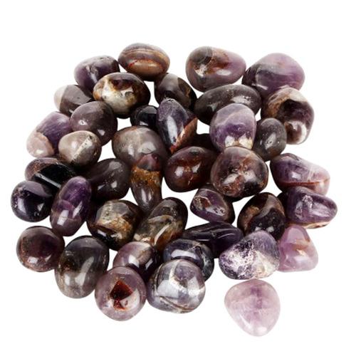 Natural Amethyst Tumble Stone