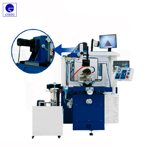 Manual Solid Surface Polisher And Grinder For Pcd Crystal