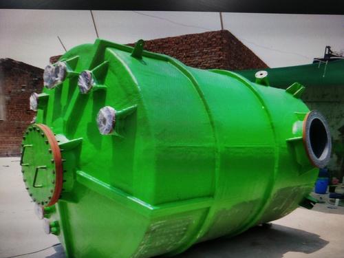 Green Frp Storage Tanks