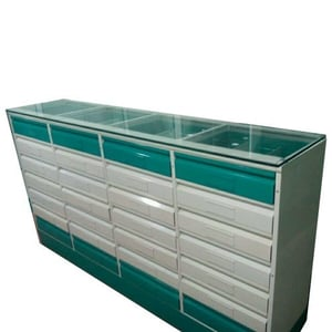 Medical Shop Store Counter