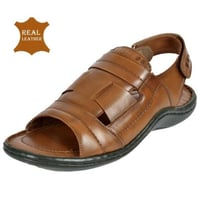 Brown Color Casual Mens Sandals