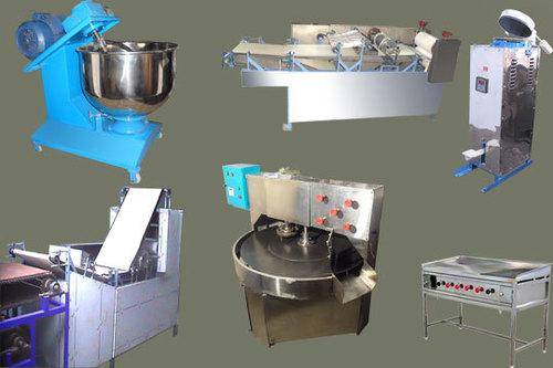 Chapati Making Machine Line