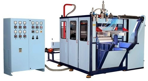 Disposal Plastic Cup Glass Making Machine