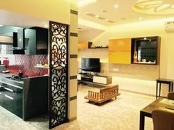 Living Room Residential Interior Design Services
