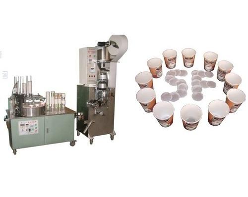 Paper Tea Cup Making Machine
