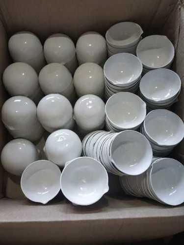 Porcelain Evaporating Basin (Porcelain Dish)