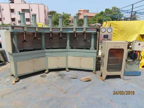 6 Station Hydro Test Bench Valve Pressure Testing Machine