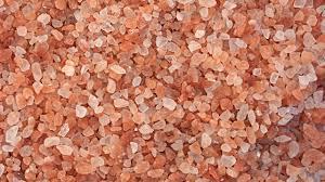 Industrial Minerals Himalayan Pink Salt