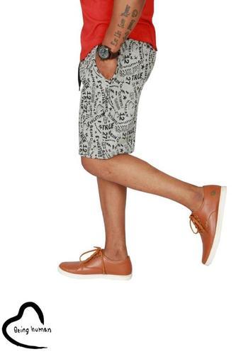 Knee Length Men Shorts