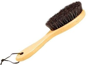 Shoe Cleaning Brush with Wooden Handle