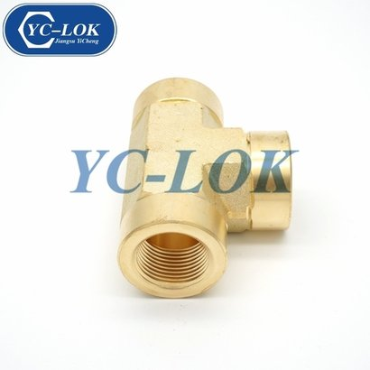 Brass 90 Degree Elbow 74 Degree Flared Fittings
