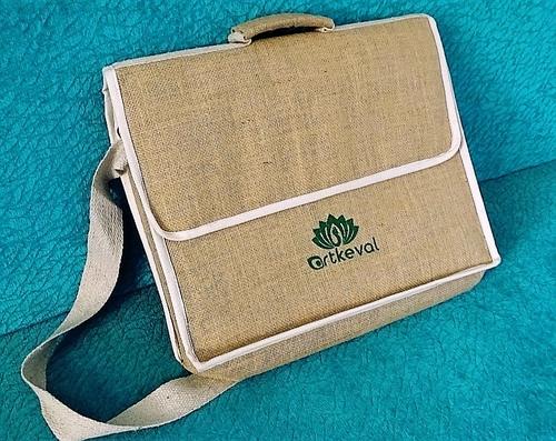 Eco Friendly Jute Laptop Bags
