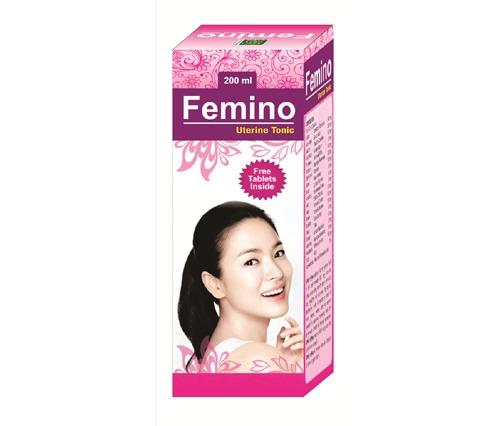 Femino Uterine Syrup - 200ml