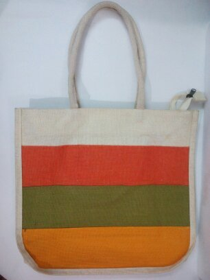 Handmade Jute Shopping Bag