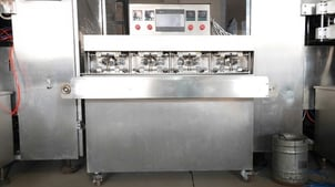 Olive Oil Filling Sealing Packing Machine