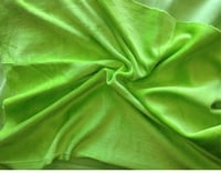 Plain Velour Knitted Fabric