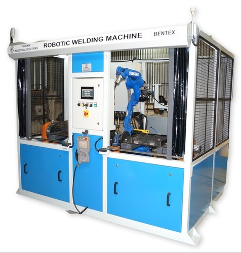 Robotic Welding Cell - Manufacturers & Suppliers, Dealers