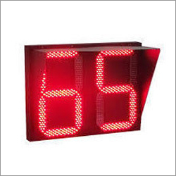 Red Color Led Countdown Timer