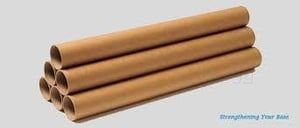 Strong Brown Paper Cores