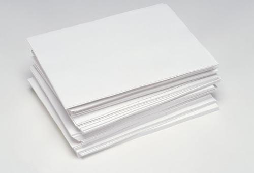 A4 Size Paper (White)
