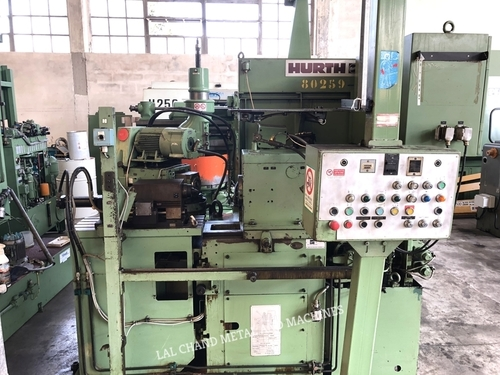 Gear Tooth Rounding And Chamfering Hurth Zk 7