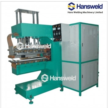 Hsd-25kw Conveyor Belt Welding Machine For Cleats And Sidewall