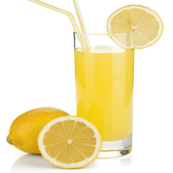 Lemon Concentrated Syrup Fruit Juice