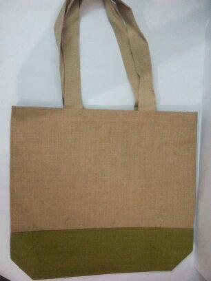 Natural Jute Burlap Bag