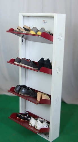 4 Layer Storage Wall Mounted Shoe Rack