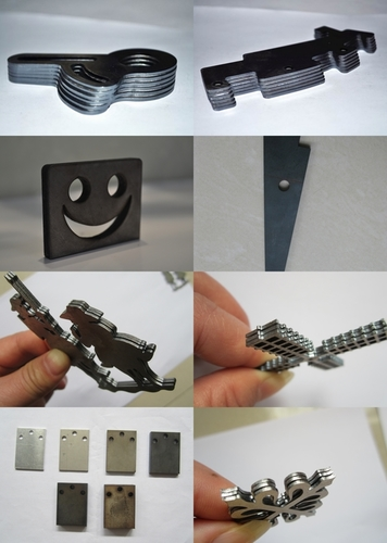 Laser Cutting Job Service