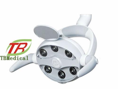 LED Six Bulbs Dental Light