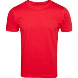 Mens Red Color T Shirt