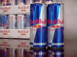 Natural Red Bull Energy Drink