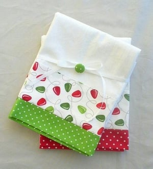 Smooth Finish Kitchen Towels