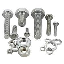 Stainless Steel Nut Bolts And Washers