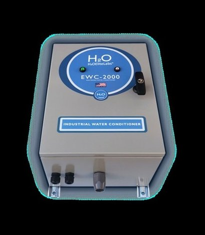 H2O Elite Ewc 2000 Water Conditioner Certifications: Ul/Cul Approved