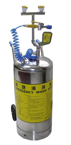 Therapy Equipment Portable Self Contained Emergency Wash Station