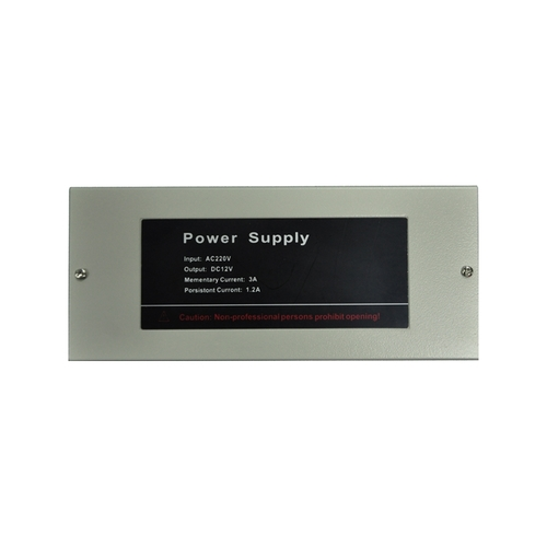 Power Supply Access Control System