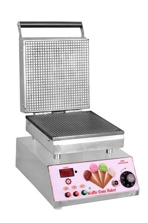 Square Cone Baker (Round Hot Plates)