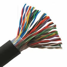 Telephone Dry Armoured Cable