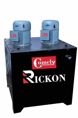 Crusher Oil Circulation Pump System