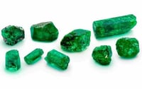 Reliable Natural Rough Emeralds