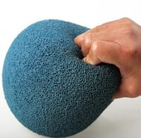 6, 5 Inch Pipeline Sponge, Cleaning Ball