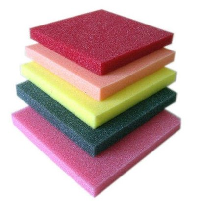 Multiple Color Pu Foam