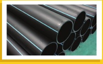 Corrosion Resistance Hdpe Pipe